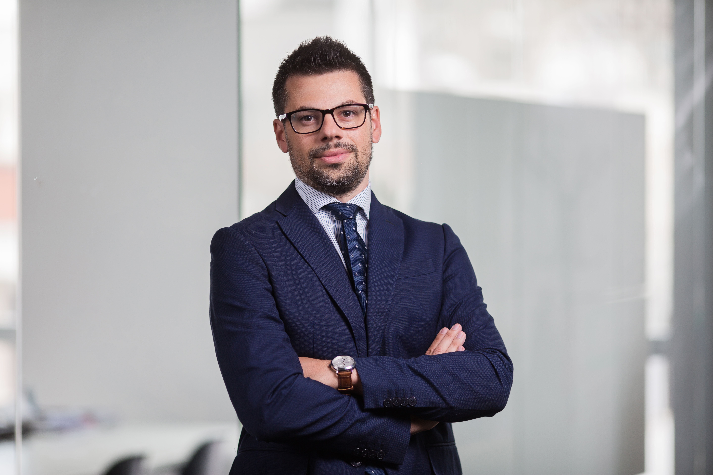 Nikola Aleksic, Business Analyst